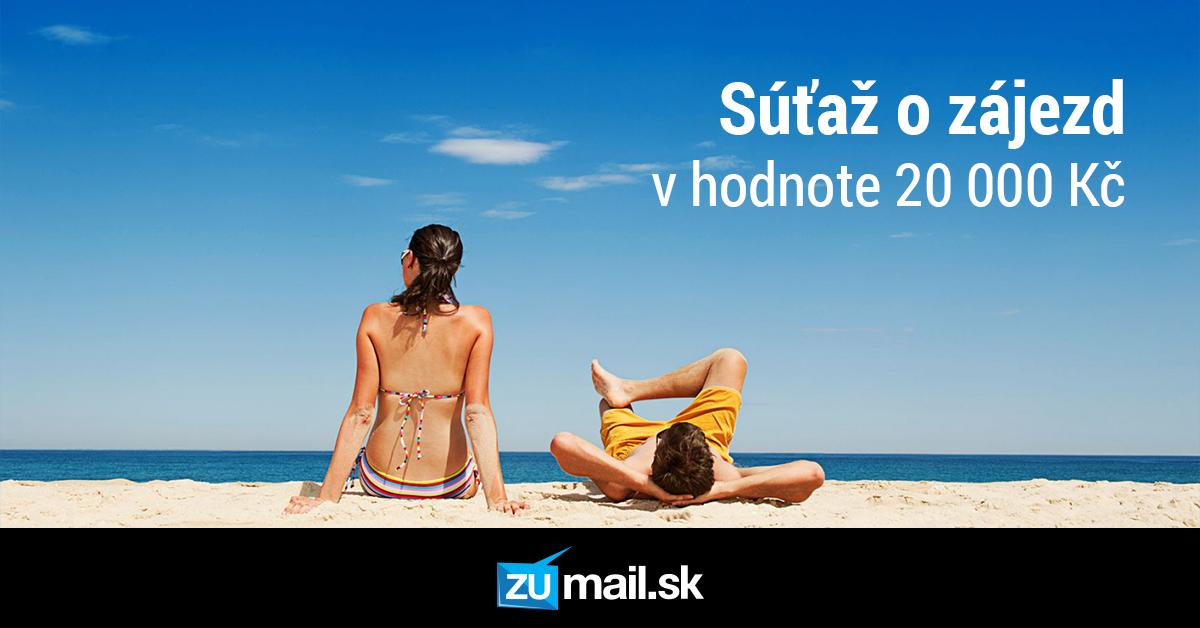 Zimná súťaž o dovolenku so ZUmail